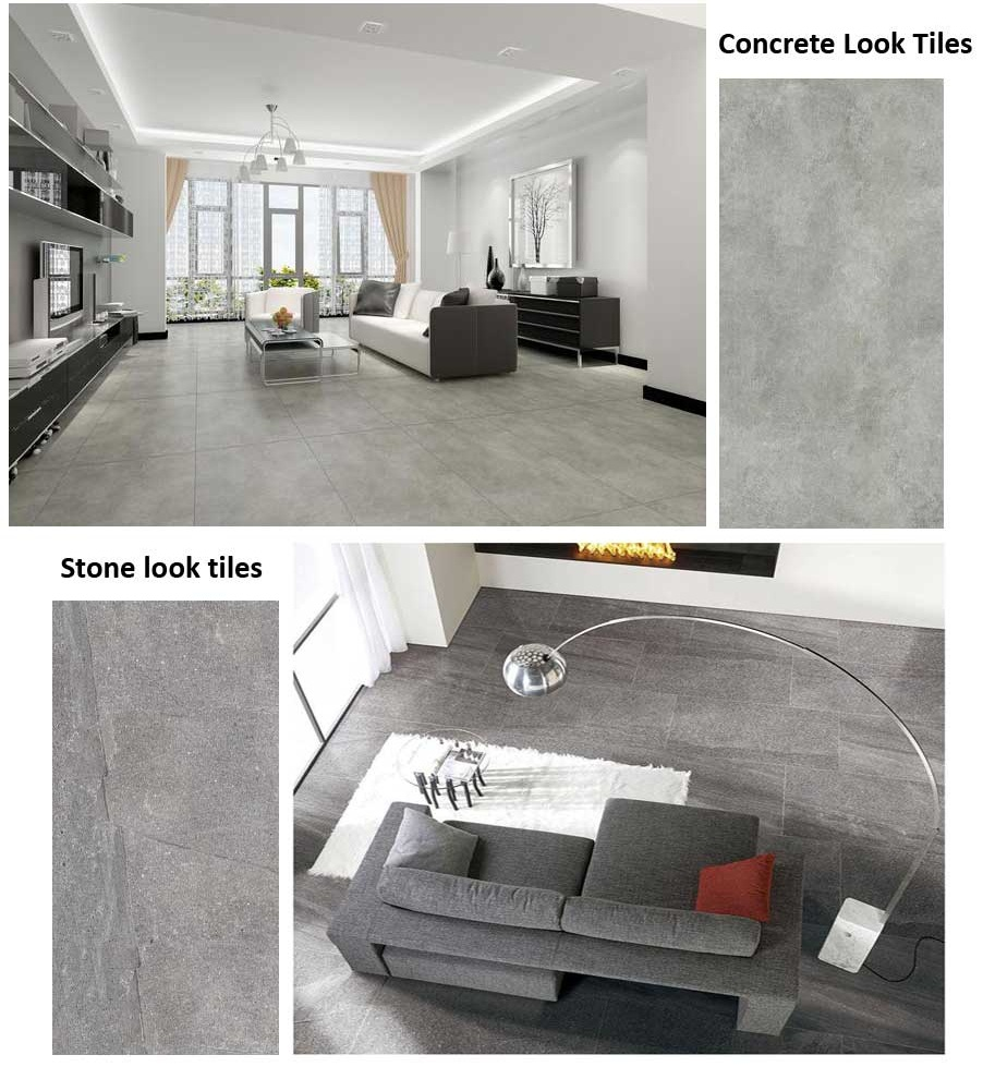 Concrete Look Tiles,Stone Look Tiles