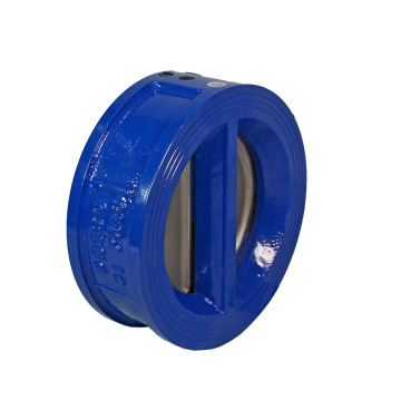 ANSI Cast Iron Butterfly type Check Valve