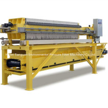 Reinforced High Pressure Cast Iron Filter Press