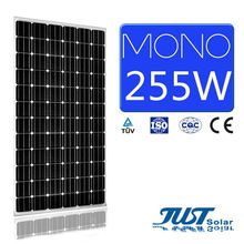 High Efficiency 225W Solar Panels with CE, TUV Certificates