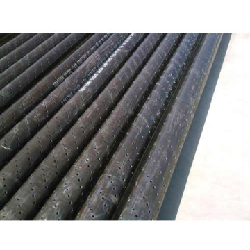 42crmo 42crmo4 Carbon Pile Specification Slotted Steel Pipe