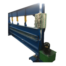high quality iron sheet cutting and bending machine