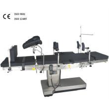 High effect electric hydraulic operating table
