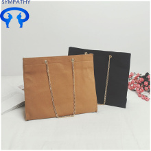 Customized and simple student hand-held bag