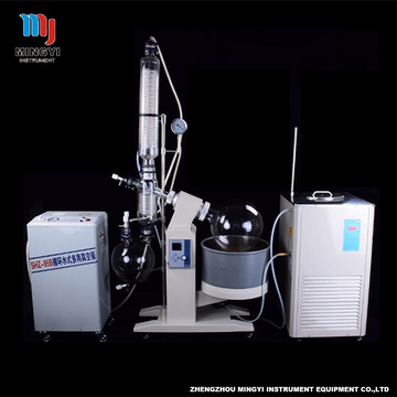 10l small Alcohol distillation equipment