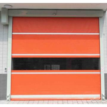 Automatic PVC Material Fast Roll-up Door
