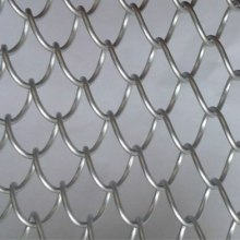 2mm Chain Link Decorative Mesh Curtain