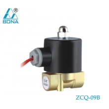 Popular Design for for Europe Type Tube Connector Valve Brass 220V Welder Gas Solenoid Valve export to Nicaragua Manufacturer