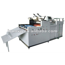 Pre-glue and gluness film laminating machine