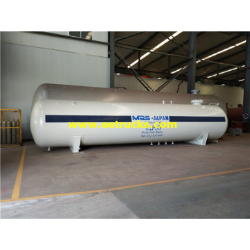 40ft Bulk LPG Storage Tanks