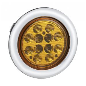 10-30V Round Indicator Lighting