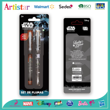 Star Wars 2 hanging pens