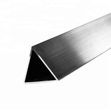 Industrial Triangle Tube Aluminum Extrusion Profile