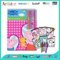 PEPPA PIG attractive colouring set