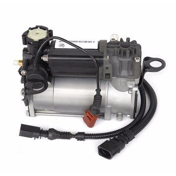 Auto Suspension Compressor 4E0616005H For A8D3 4E