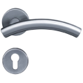 Stainless Steel Brige Shape Tube Lever Handle