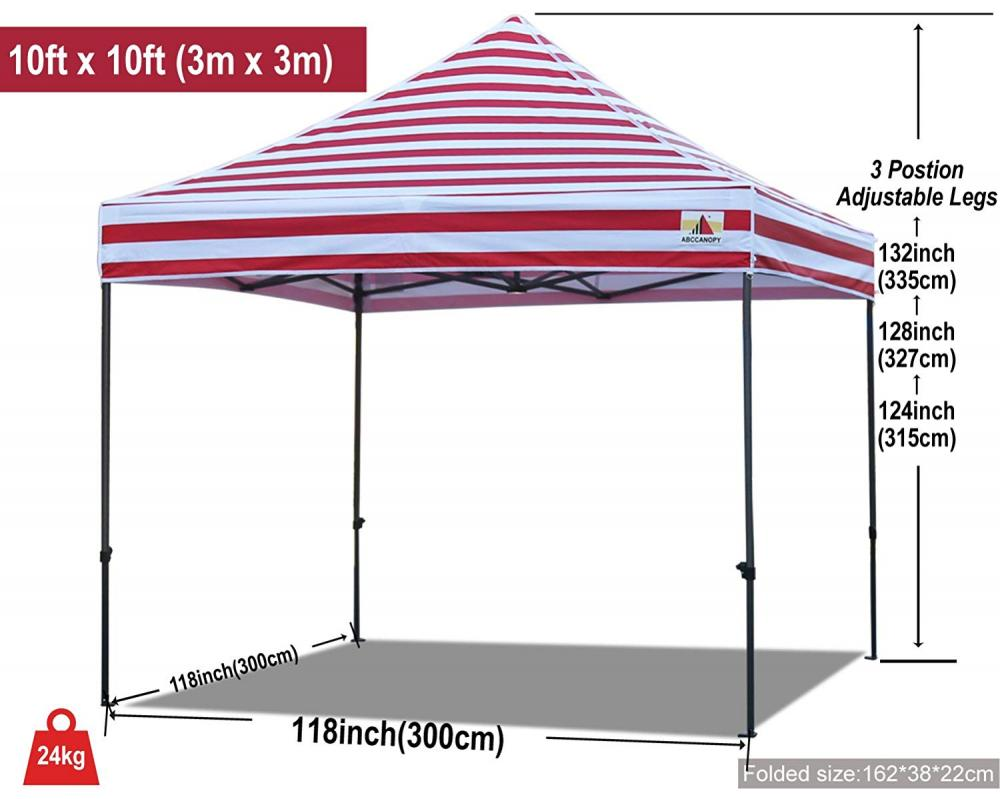 10x10 Canopy Tent Cover