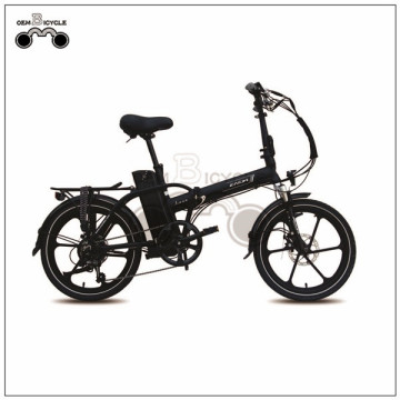 ELECTRIC SYSTEM 36V10AH LI-ION BATTERY 250W FOLDING ELECTRIC BIKE