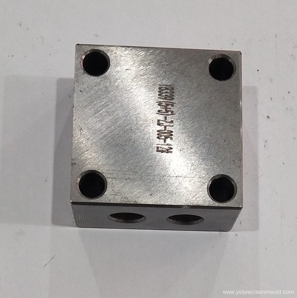 Square Steel Mould Parts