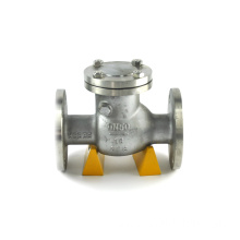 a216 wcb sewage swing check valve Non-Return Valve made in China
