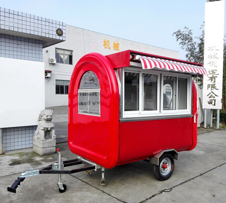 fast food trailers