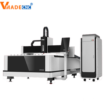 Fiber Laser Cutting Machine With IPG1000w