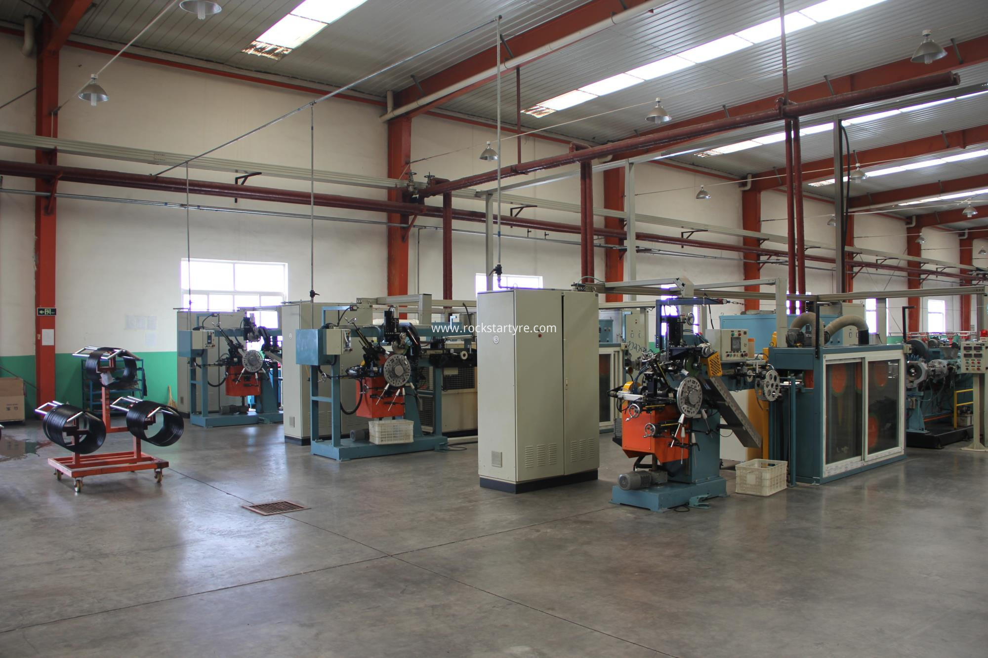 Wokshop Bead Forming Machine