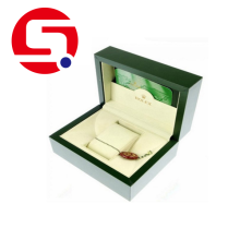 Customized for Custom Wood Box Maker Gift wooden watch box for men supply to Netherlands Manufacturer