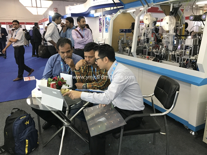 SMC India 2017 exhibition