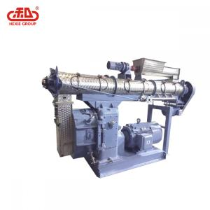 Low Electric Consumption Feed Ring Die Pellet Mill