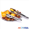 Cheap price stainless steel kitchen food tongs