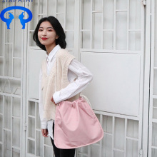 Manufactur standard for China Supplier of Durability Nylon Bag, Nylon Handbags, Nylon Crossbody Bag Contracted nylon bag drawstring with slant cross package supply to France Factory