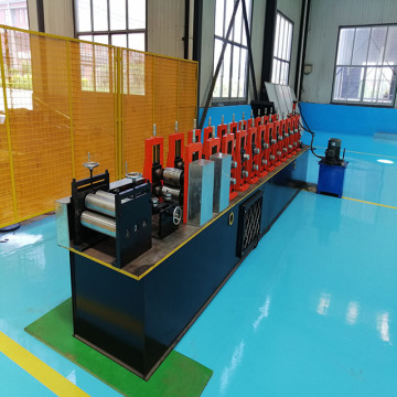 U Purlin Metal Plate Cold Roll Forming Machine