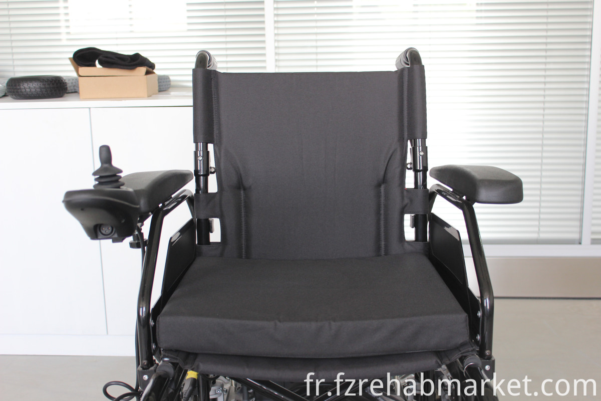 lightweight folding power wheelchair