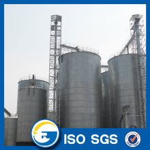 OEM/ODM for Steel Cone Base Silo 500 tonns Steel Corn Silo supply to Greece Wholesale