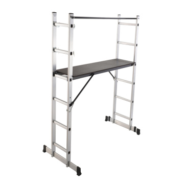 STRONG SCAFFOLD STEP LADDER