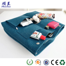 China Manufacturer for  Hot selling felt travel bag organizer supply to United States Wholesale