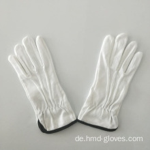 Marching Band Uniform Handschuhe