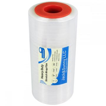 Yndustriële Clear Hand Stretch wrap Film