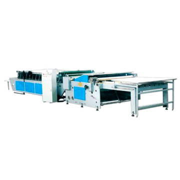 TMB Semi-automatic flute laminator machine