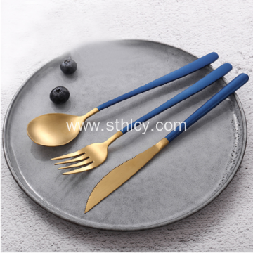 High Quality Gold Plated Tableware
