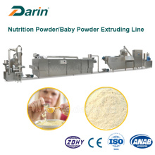Fast Delivery for Instant Nutrition Cereal Powder Machine Grain Nutrition Powder Equipment Extruding Line export to France Metropolitan Suppliers