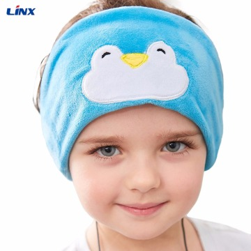 Good quality 100% for Sleep Mask With Earphones Cute for Kids high quality sleep kids headphones export to Mongolia Supplier