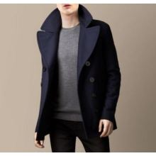 Men's 90% Wool 10% Cashmere Coat
