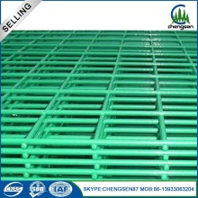 Crimped PVC Coated Welded Mesh Factory Panels
