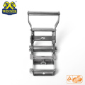 Steel Heavy Duty Ratchet Tie Down Strap Webbing Buckle