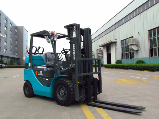 Cushion Tire LPG&Gasoline Forklift