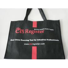 Best selling customizable logo non-woven advertising bag