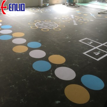 high quality pvc floor for Gymnasum play area