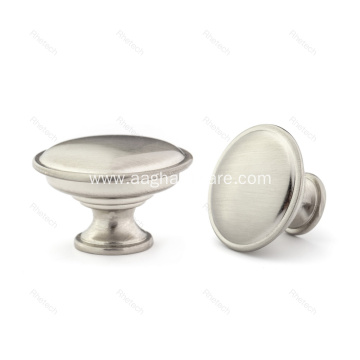 Round Ringed Kitchen Cabinet Drawer Knob